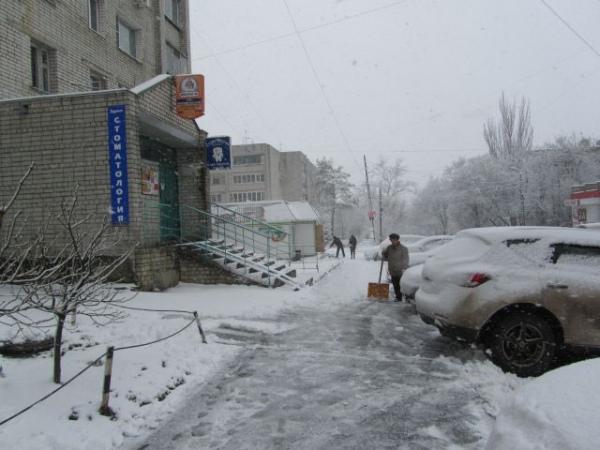 ВКурской области прогнозируют туман игололедицу на трассах