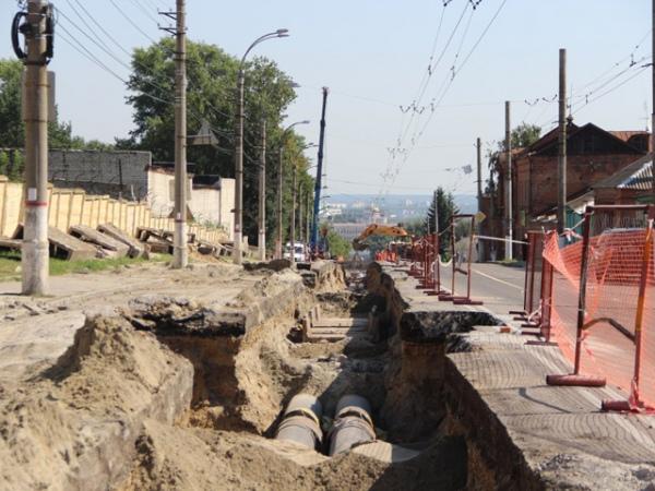 В Курске на ремонт теплосетей направят 271 миллион
