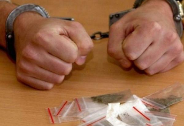 В Курчатове задержан очередной распространитель наркотиков