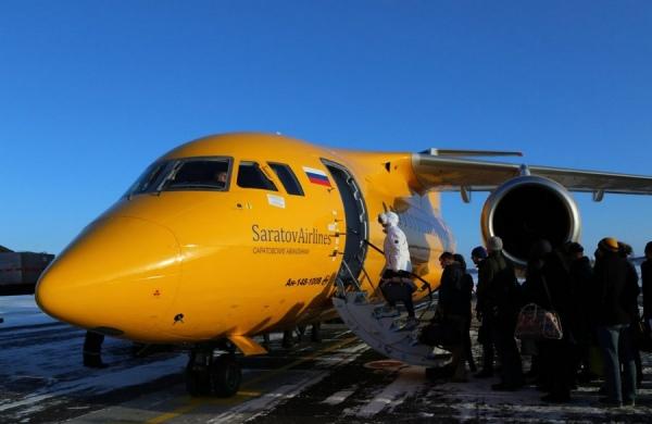 Полёты изКурска в столицу России возобновятся с25февраля