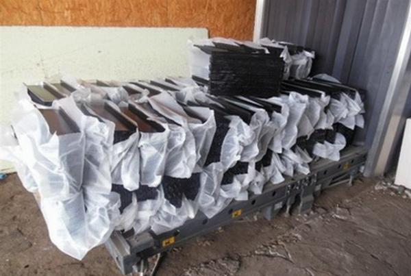 2 тонны лишних запчастей для холодильников задержала курская таможня