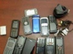 В колонию мобильники пытались передать в коробке с кашей
