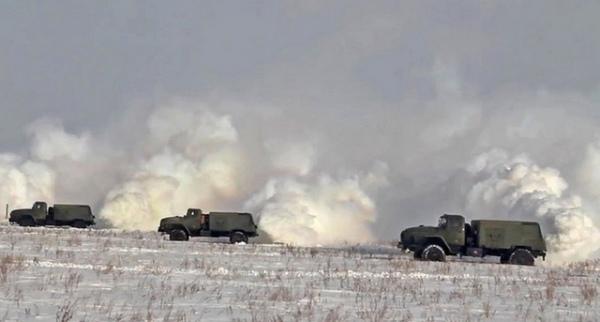 Под Курском военные химики создадут километровую аэрозольную завесу