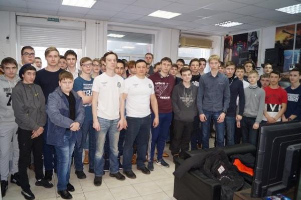 Куряне первыми в России получили разряды по киберспорту