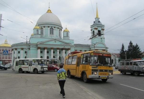 В православные праздники организуют дополнительные маршруты