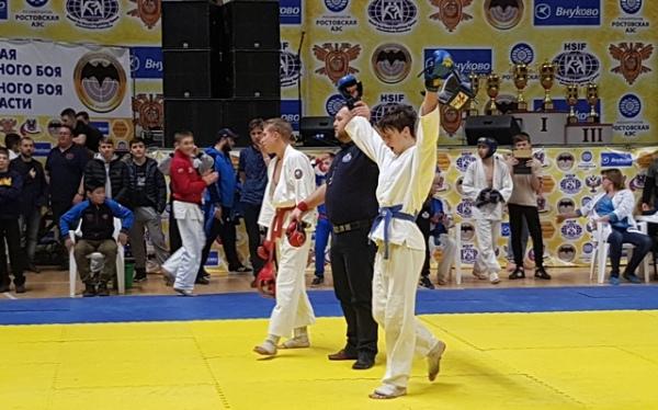 8 курян вошли в сборную России по рукопашному бою
