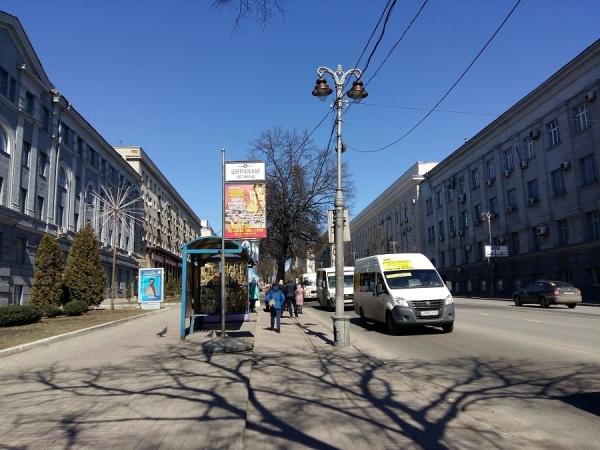 С 12 апреля в Курске подорожает проезд в маршрутках