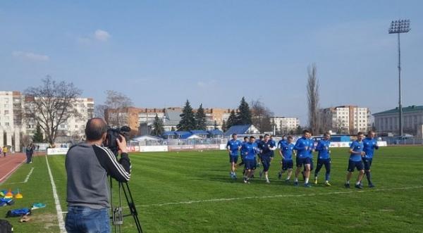 «Авангард» провел открытую тренировку перед полуфиналом Кубка России