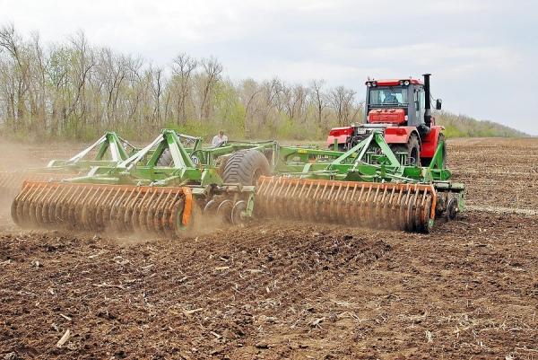В Курской области завершился сев сахарной свеклы