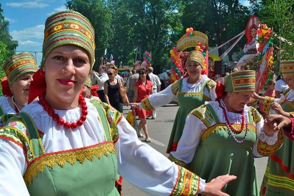 На Курскую Коренскую ярмарку пригласили представителей 72 государств