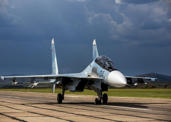 Курский авиаполк получил четыре новых истребителя