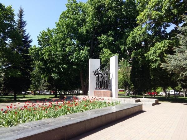 Общественный совет Курска обсудит реконструкцию парка Бородино
