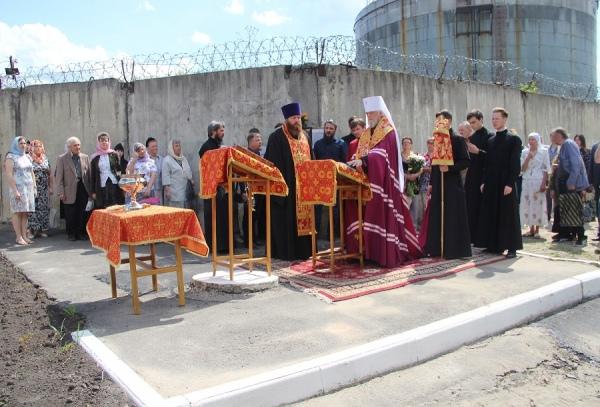 Часовню над колодцем Феодосия Печерского в Курске возведут в этом году