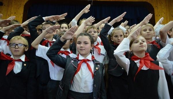 В Курске отметят День детских организаций