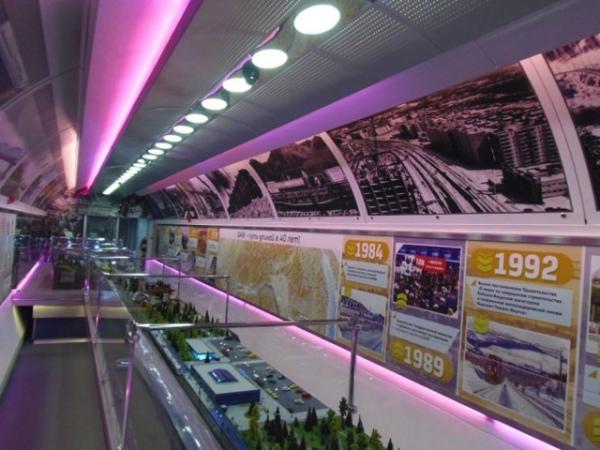 Куряне смогут посетить поезд-музей