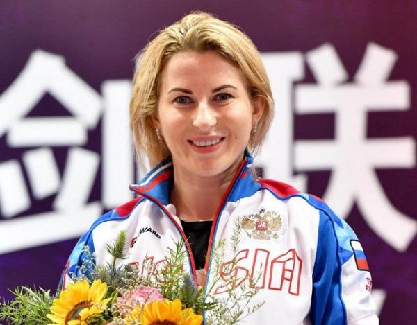 Курянка Инна Дериглазова взяла Гран-при Китая
