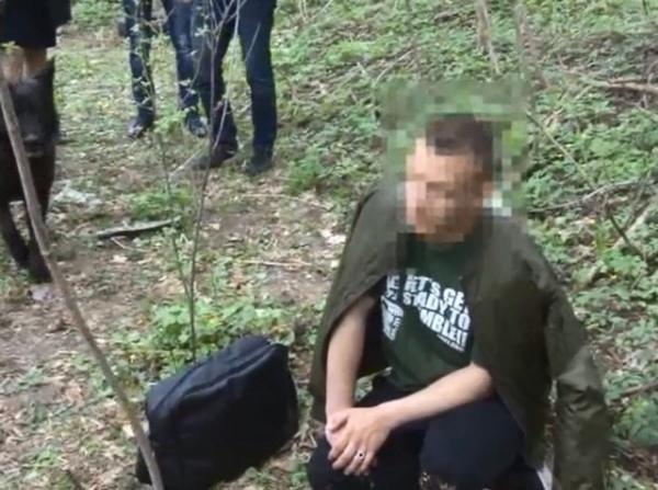 В Курске арестован закладчик с рекордной партией