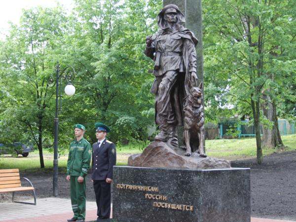 В День пограничника в Курске ограничат движение