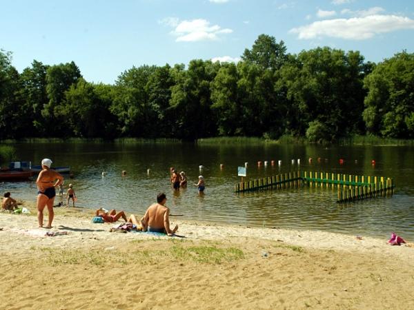 В Курской области открывается купальный сезон