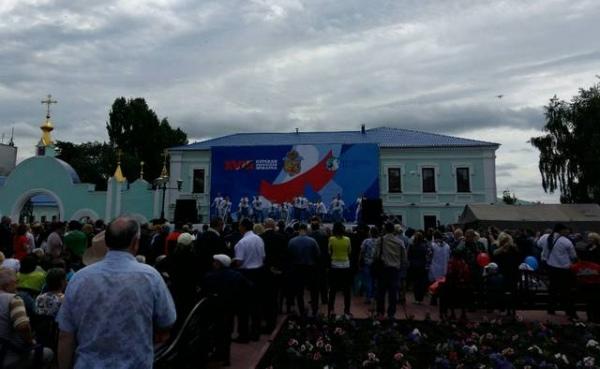 В Свободе официально открылась Коренская ярмарка