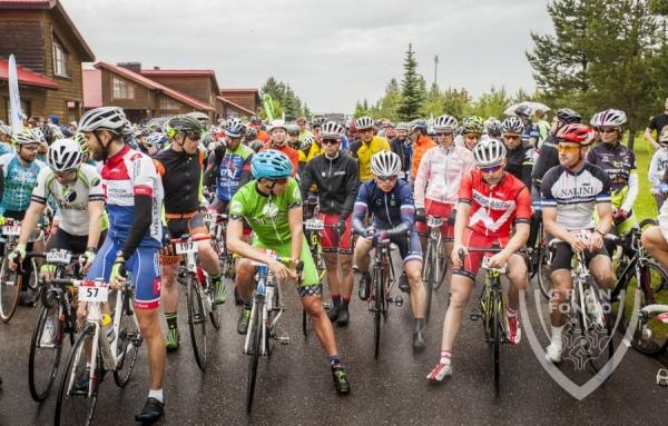 Курск принимает чемпионат России по шоссейным велогонкам
