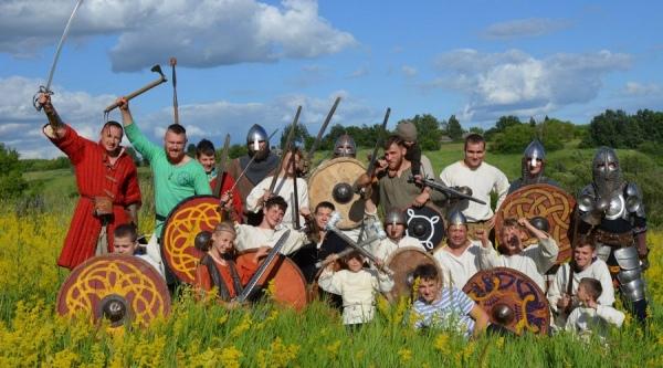 В Щигровском районе сразятся викинги и рыцари