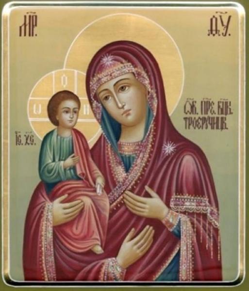 Под Курском состоится Крестный ход с иконой «Троеручица»