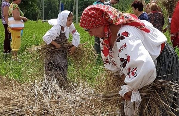 знакомство с традициями крестьянского стола