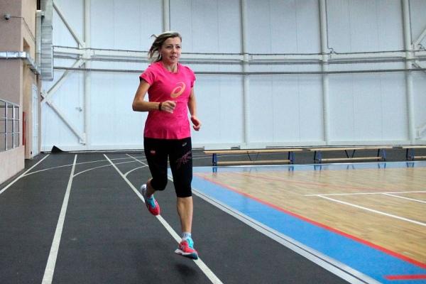 Легкоатлетка из Курска завоевала «серебро» на дистанции 50 км
