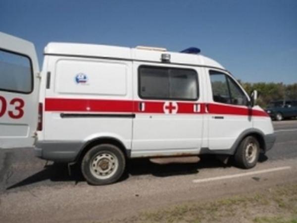 Под Курском в опрокинувшейся иномарке погиб водитель