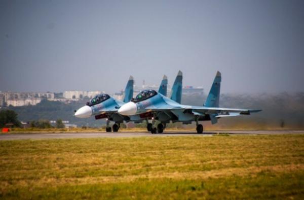 Курские лётчики получили еще четыре новых истребителя