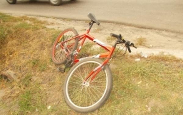 Под Курском автомобилистка сбила на встречке велосипедиста