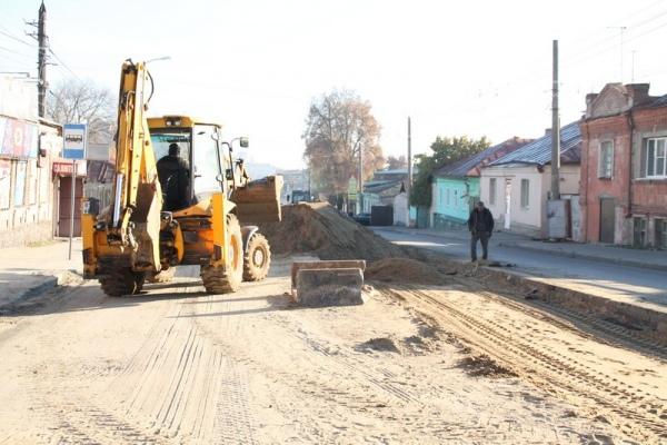 До сих пор не известно, когда возобновится движение троллейбусов по улице Красной Армии