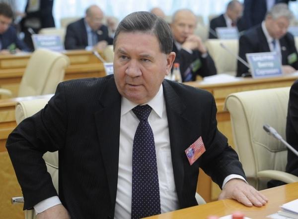 Бывший губернатор Александр Михайлов может стать сенатором