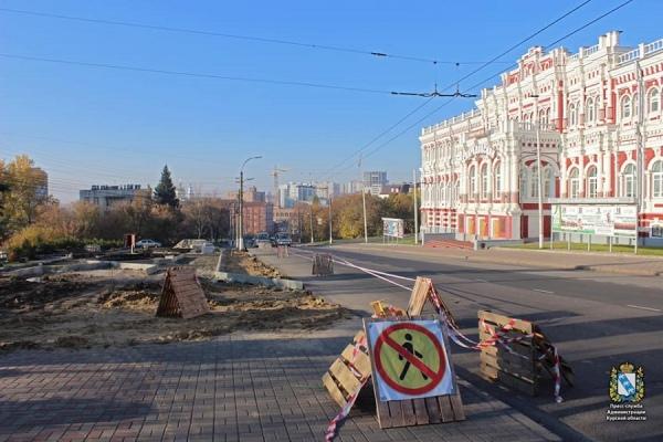 Благоустройство бульвара на улице Сонина завершат в следующем году