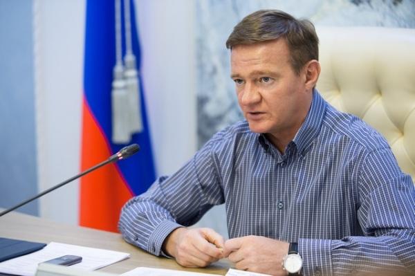 Врио губернатора Курской области сообщил о своих доходах