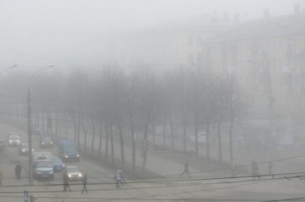 Автомобилистов предупредили об утреннем тумане