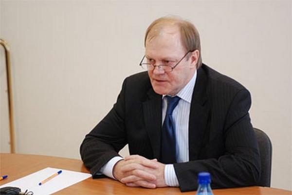 Александр Зубарев покинул пост первого заместителя губернатора Курской области