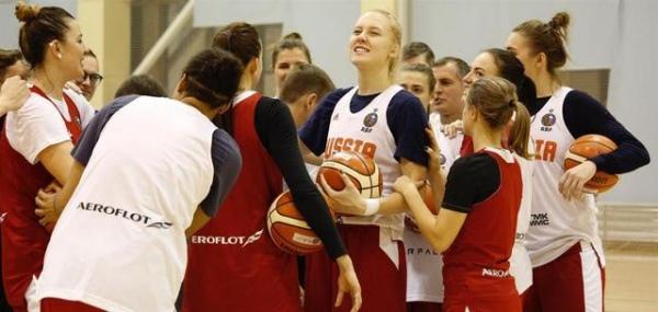 Пять курских баскетболисток получили вызов в сборную