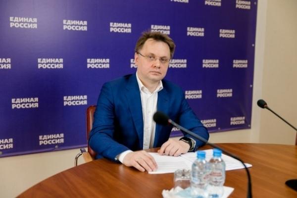 Пост замгубернатора Курской области занял Максим Бесхмельницын