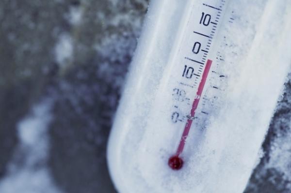 В Курской области морозы продержатся всю неделю