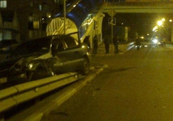В Фатеже в аварии пострадали два человека
