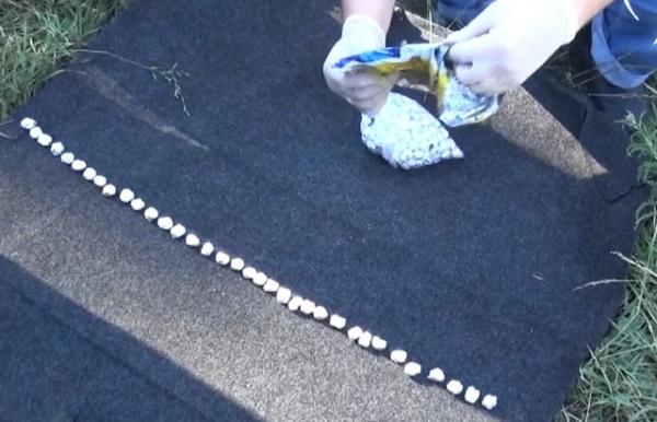 В Курске у шестерых наркодилеров нашли почти килограмм героина