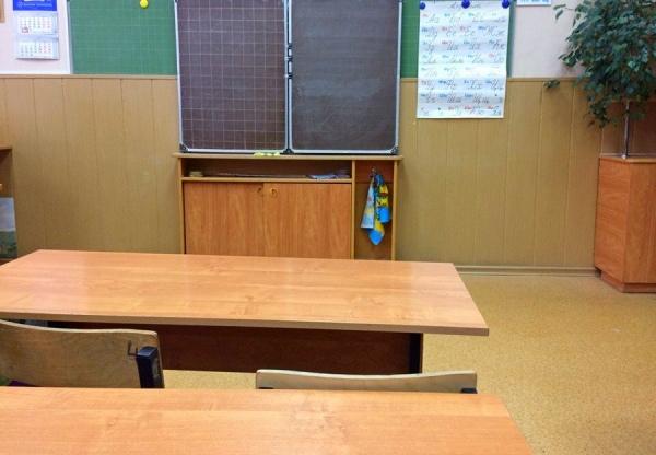 43-ю школу закрыли из-за пневмонии