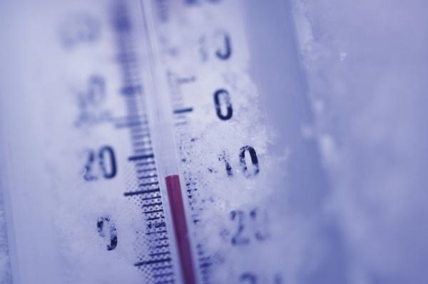 В Курской области появились первые жертвы морозов