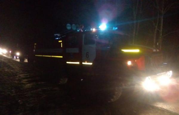 В Курске горящая свеча привела к трагедии