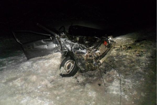 В Фатежском районе в ДТП пострадали 4 человека