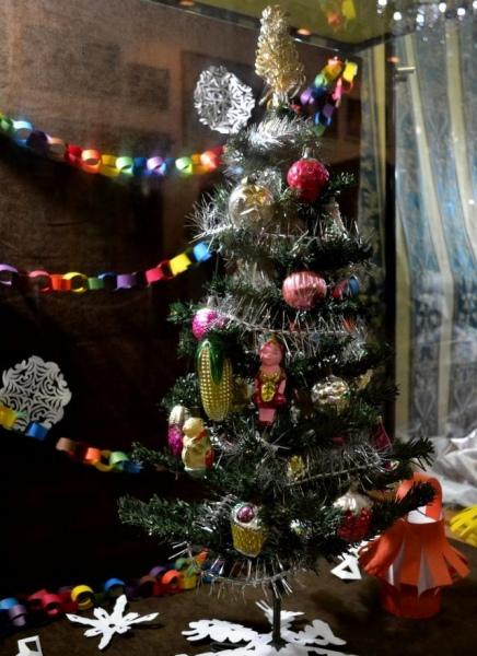 Краеведческий музей покажет курянам винтажные ёлочные игрушки