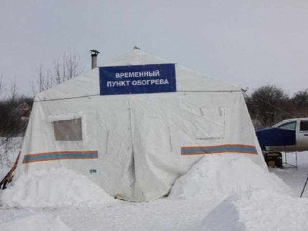 В Курской области на автотрассах подготовили 36 пунктов обогрева