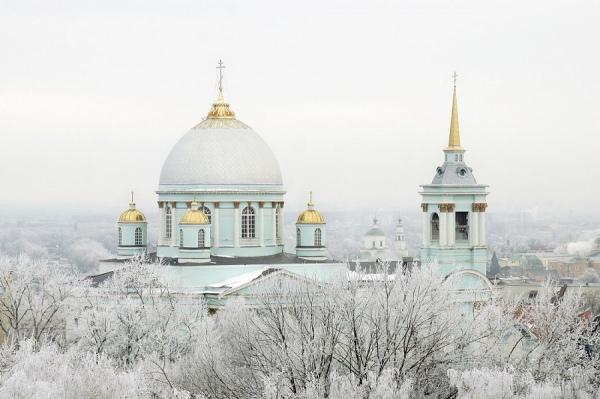Курск в тройке «самых православных» городов России